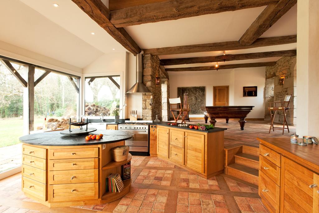 la villa du golfe du morbihan un coin chez soi. Black Bedroom Furniture Sets. Home Design Ideas